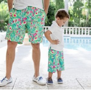🥑Lilly Pulitzer Beaumont Guac & Roll Short